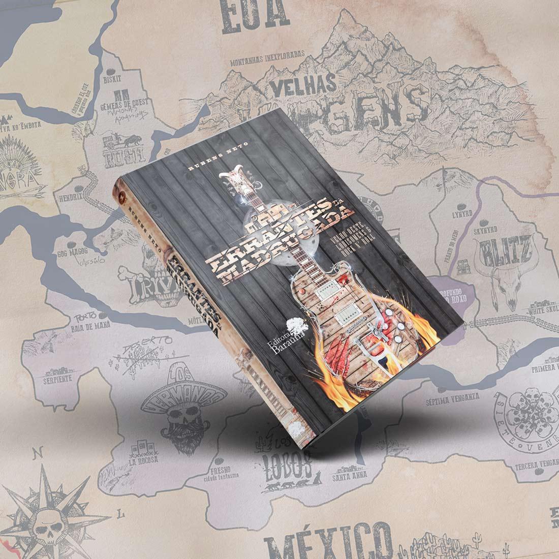 Livro: Errantes da Madrugada