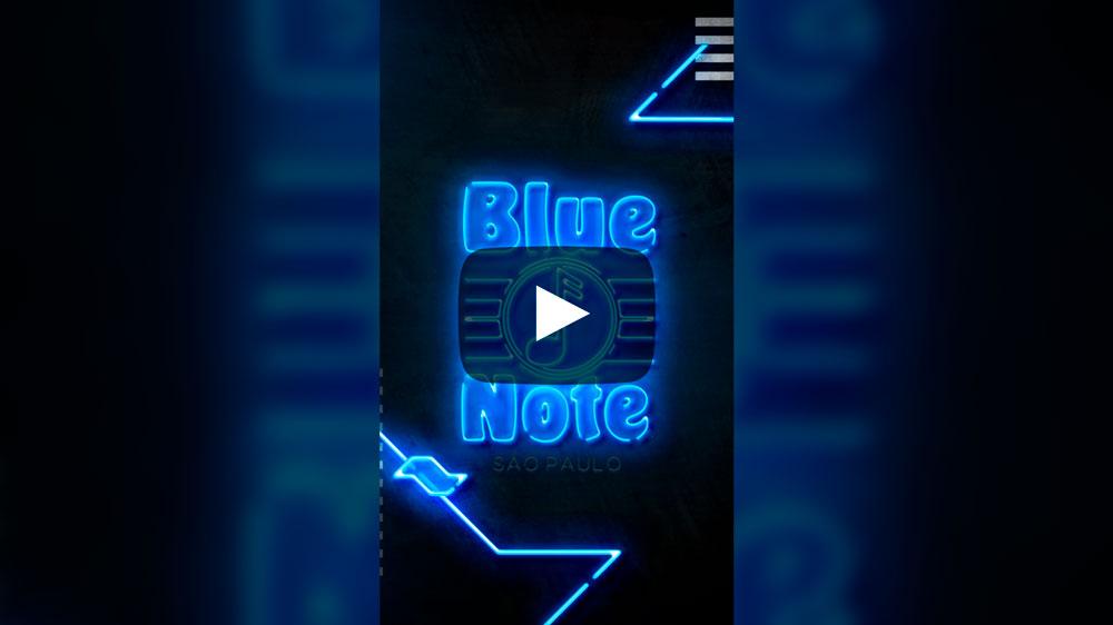 Post animado Blue Note