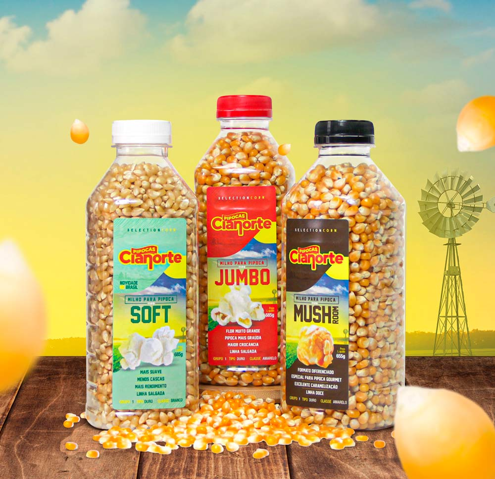 Embalagem Cianorte Selection Corn