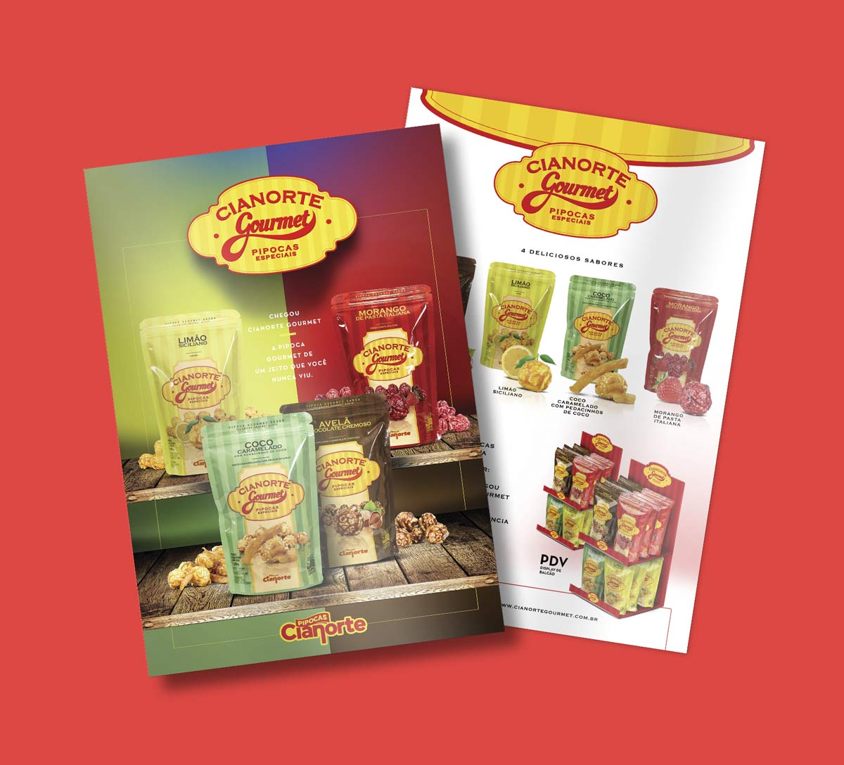Cianorte Gourmet Pipocas Especiais