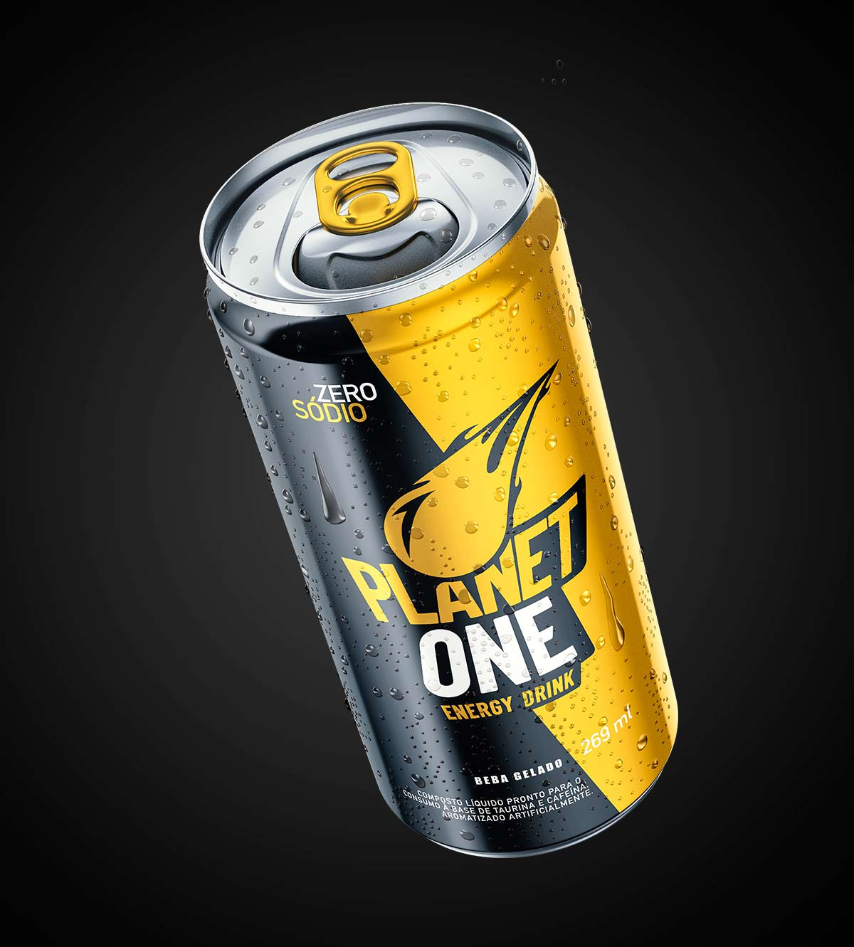 Planet One Energy Drink