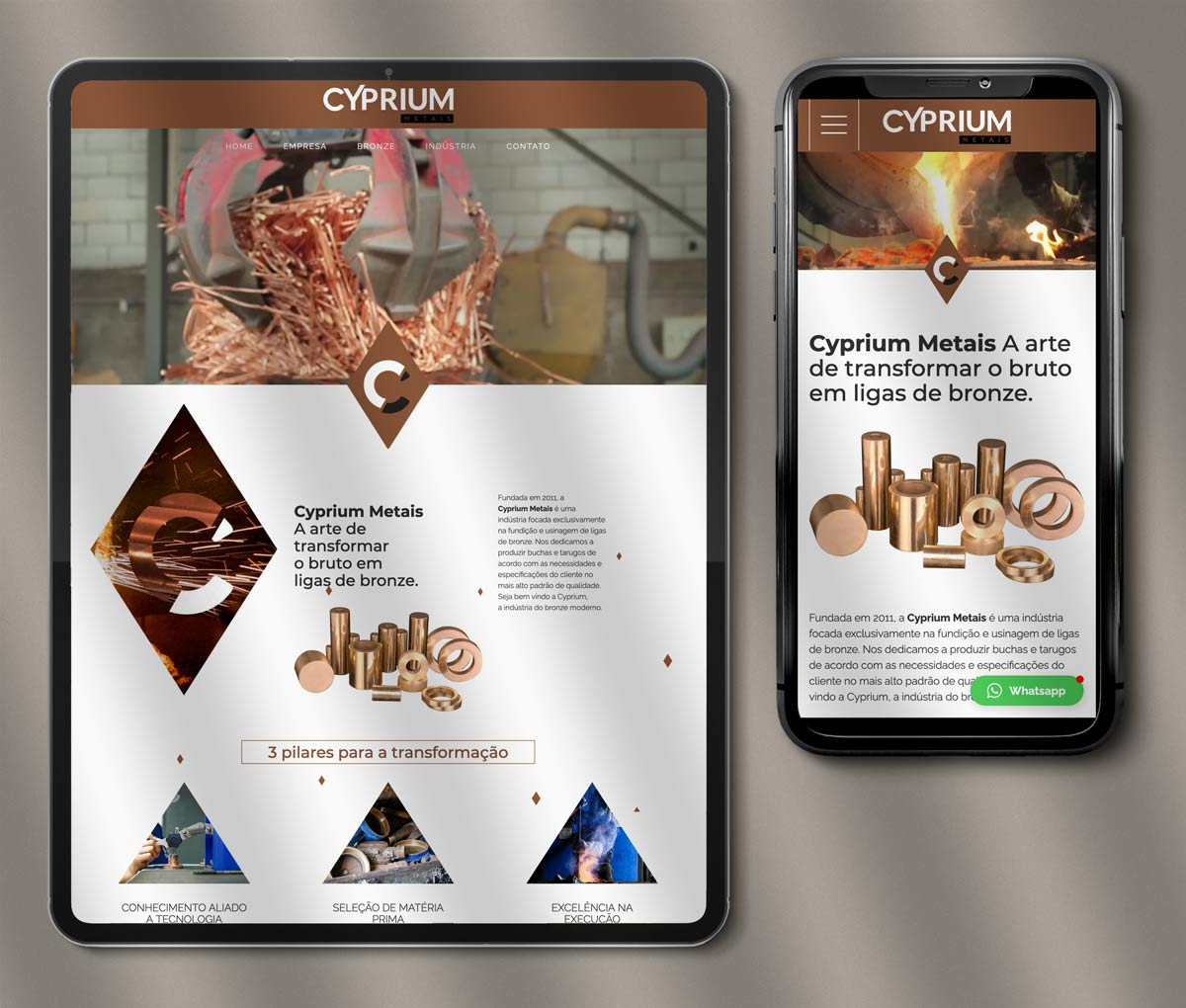 Website Cyprium