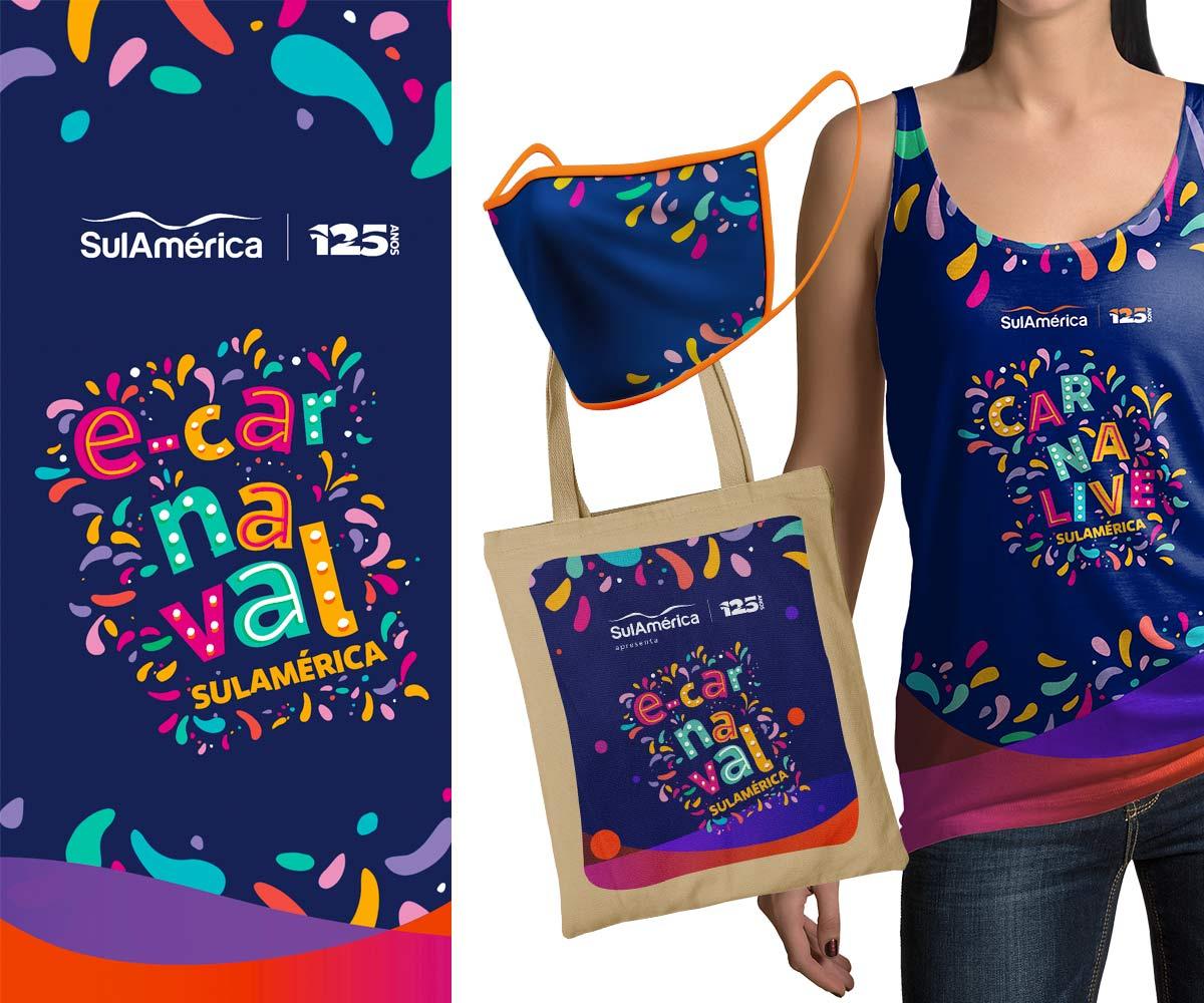 e-Carnaval Sulamérica